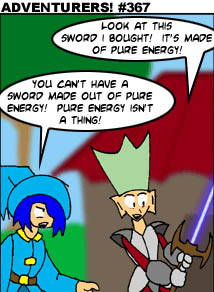 Pure Energy - TV Tropes
