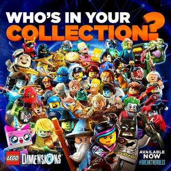 LEGO Dimensions / Characters - TV Tropes
