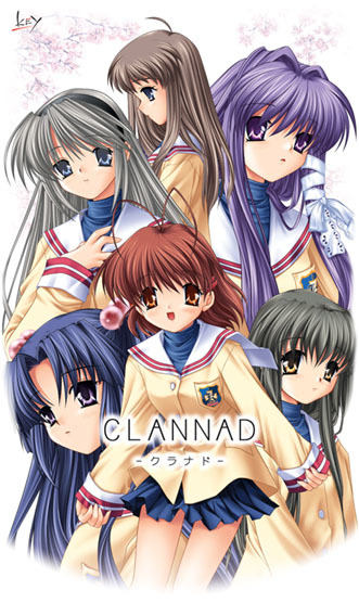 Clannad Visual Novel Tv Tropes