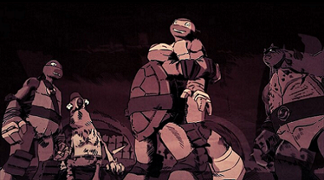 Teenage Mutant Ninja Turtles (2012) / Heartwarming - TV Tropes