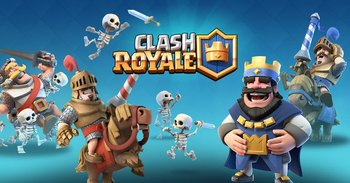 Clash Royale Barbarian Bowl Deck