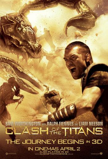 Clash of the Titans (2010) (Film) - TV Tropes
