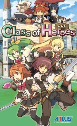 Class Of Heroes Video Game Tv Tropes
