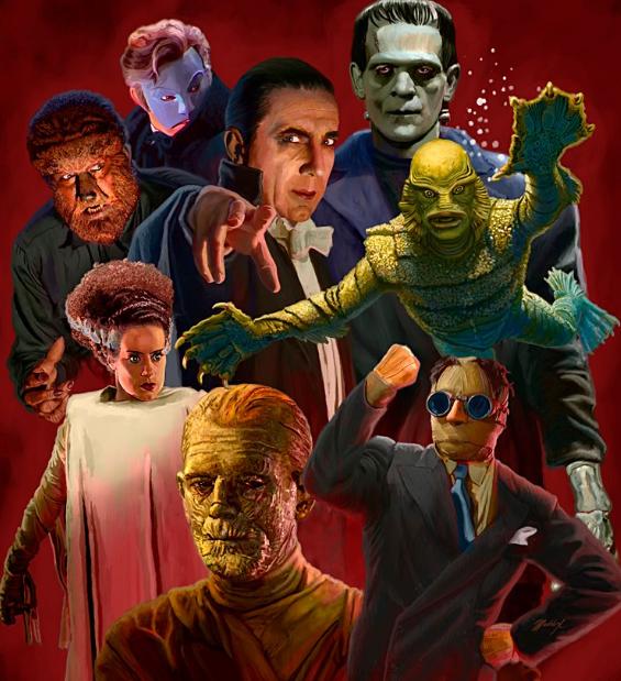 universal horror franchise tv tropes