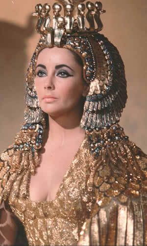 Cleopatra sexuality quotes