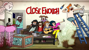 close enough western animation tv tropes