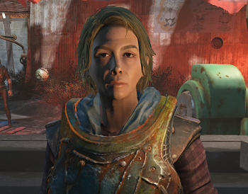 Colette Fallout 4