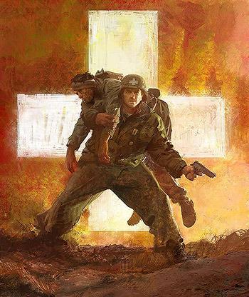 Combat Medic - TV Tropes