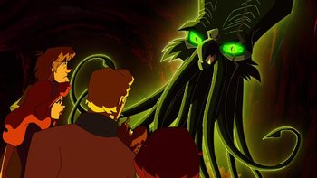 Scooby Doo Mystery Inc S 2 E 26 Come Undone Recap Tv Tropes