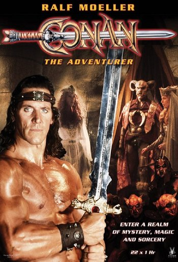 Conan the adventurer sex