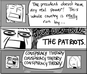 Government Conspiracy Tv Tropes