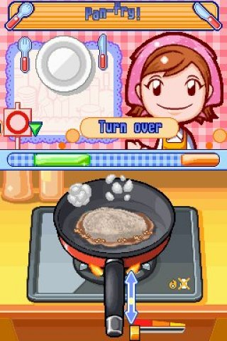Cooking Mama 3 Review Nintendo Ds