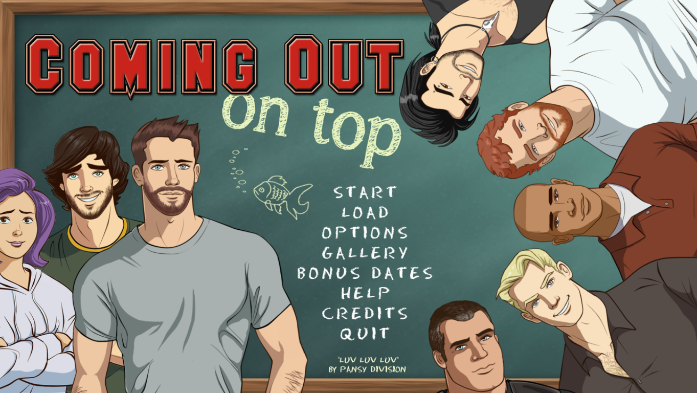 Art of manliness dating sim