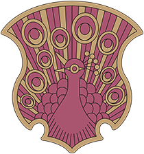https://static.tvtropes.org/pmwiki/pub/images/coral_peacocks_insignia.png