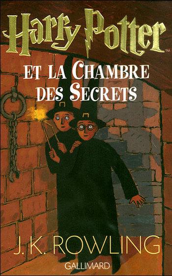Harry potter et la chambre des secrets fr litterature - Harry potter et la chambre des secrets pdf ...