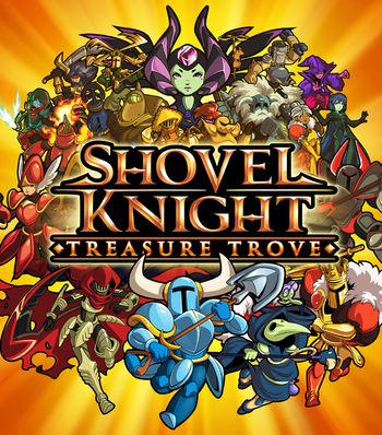 Shovel Knight Video Game Tv Tropes See more 'shovel knight' images on know your meme! shovel knight video game tv tropes