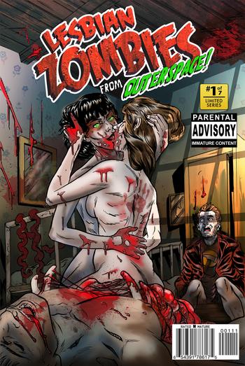 Zombie Lesbian 48