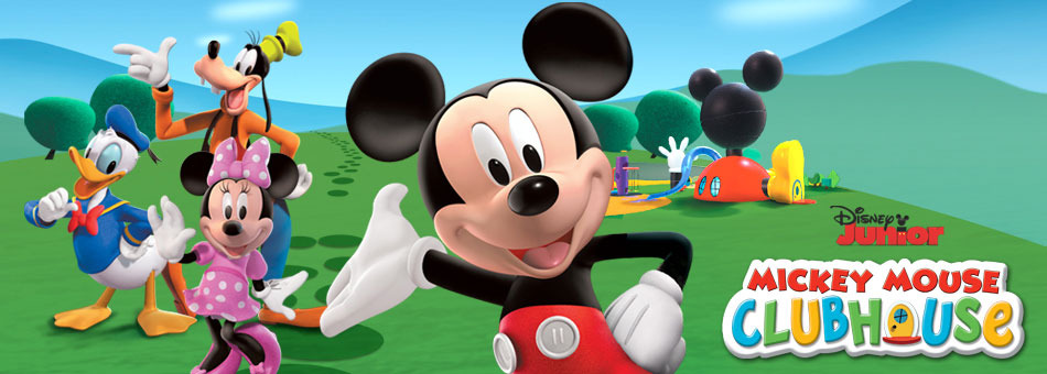 Mickey Mouse Clubhouse Western Animation