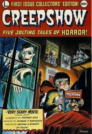 Creepshow Comic Book
