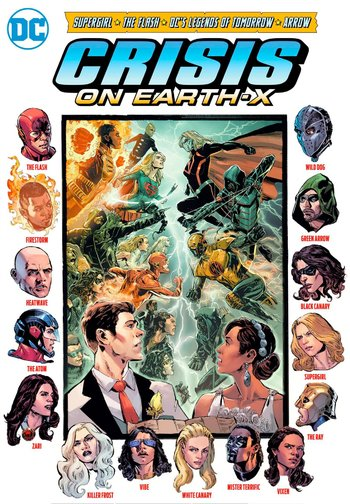 Crisis on Earth-X (Series) - TV Tropes