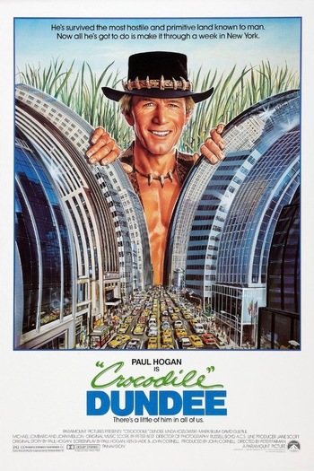 crocodile dundee movie poster analysis Linda kozlowski pictures and memorabilia best quality range of photographs, poster-prints and original posters.