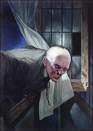 Vampire anal porn
