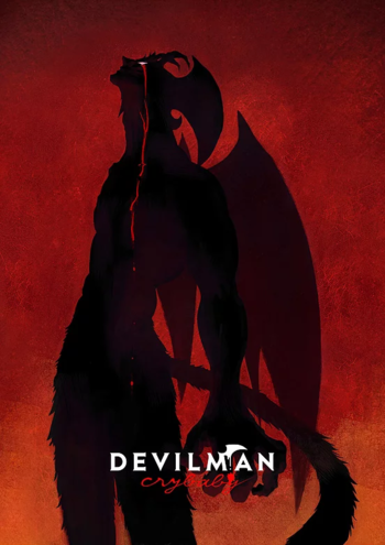 Devilman Crybaby Anime Tv Tropes
