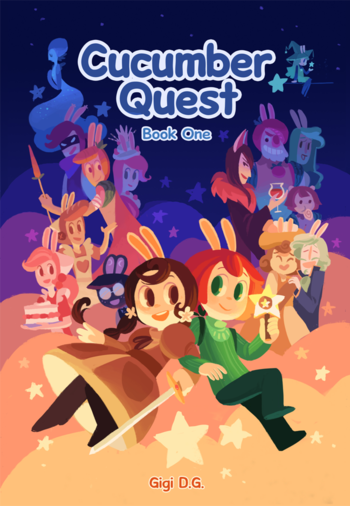 Cucumber Quest Webcomic Tv Tropes