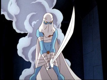 Batman Beyond Villains / Characters - TV Tropes