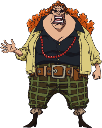 One Piece Blue Seas Characters Tv Tropes