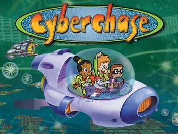 Cyberchase Western Animation Tv Tropes