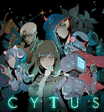 Cytus II (Video Game) - TV Tropes
