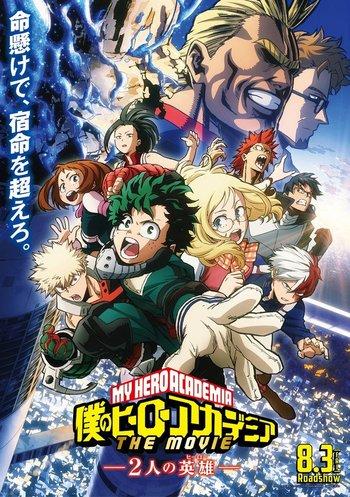 My Hero Academia: The Two Heroes (Anime) - TV Tropes