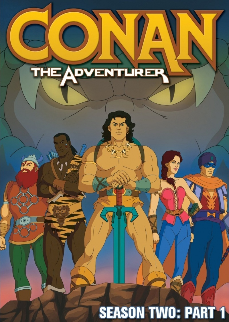 Conan the Adventurer (Western Animation) - TV Tropes