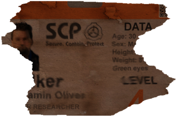 SCP – Containment Breach / Characters - TV Tropes