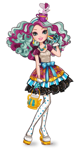 ever after high the rebels characters tv tropes