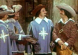 Three Musketeers In Russian Is 107