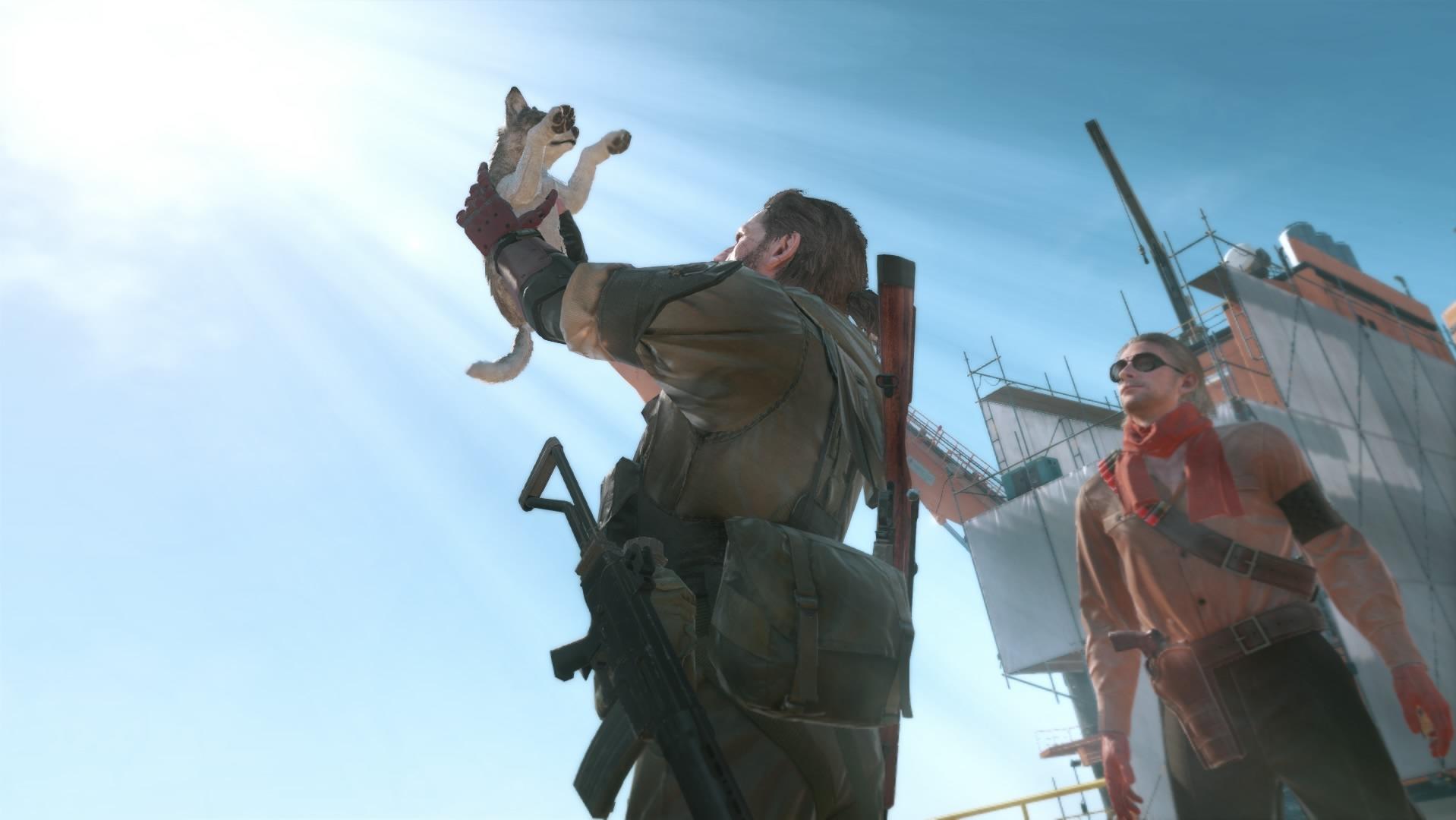 Metal Gear Solid V The Phantom Pain Heartwarming Tv Tropes