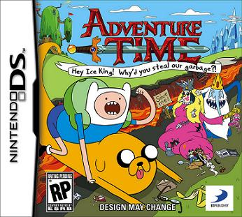 adventure time moba
