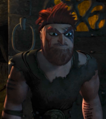 How to train your dragon films berserker tribe characters tv tropes ccuart Images