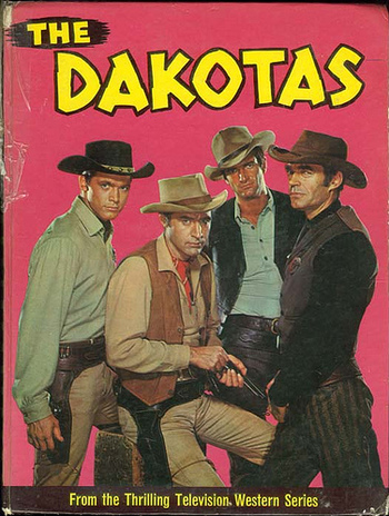 Image result for the dakotas tv series
