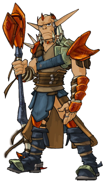 Jak And Daxter Characters Tv Tropes