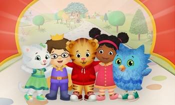 Advertisement  Daniel Tiger s Neighborhood is an animated children s ... 5102b943b