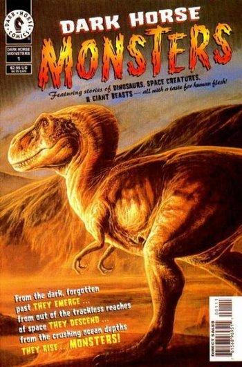 Dark Horse Monsters (Comic Book) - TV Tropes