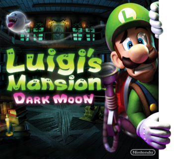 Luigi S Mansion Dark Moon Video Game Tv Tropes
