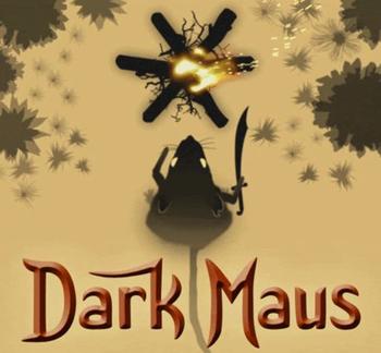 Dark maus