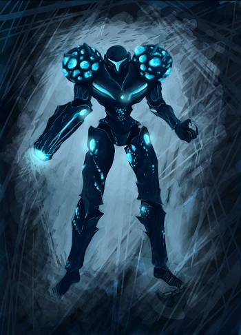 Metroid Characters Tv Tropes