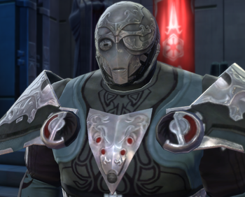 Star Wars The Old Republic Imperial Class Sith Warrior