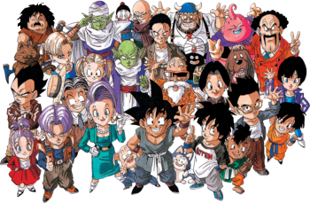 Dragon Ball Characters Tv Tropes