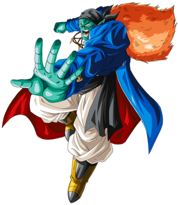 Dragon Ball Z Movie Villains Characters Tv Tropes In other words, dull and uninteresting. dragon ball z movie villains